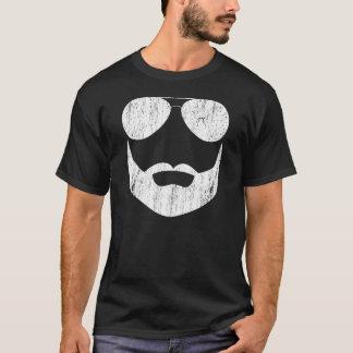 Gafas de sol de la barba playera
