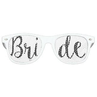 Gafas de sol de la novia del caminante lentes de sol