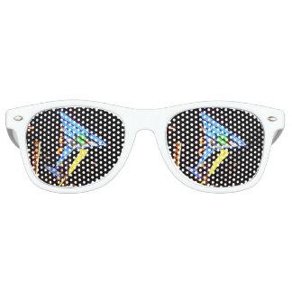 gafas de sol de martini lentes de fiesta