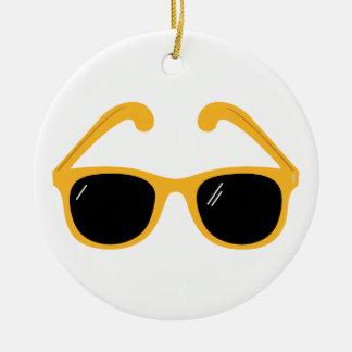 Gafas de sol adorno