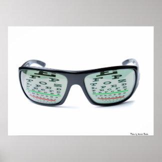 Gafas de sol dióptricas impresiones