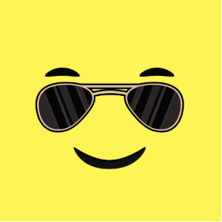 Gafas de sol Emoji Fotoescultura Vertical