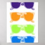 Gafas de sol impresiones