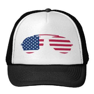 Gafas de sol los E.E.U.U. Gorras De Camionero