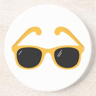 Gafas de sol posavaso para bebida