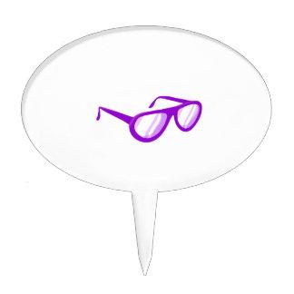 gafas de sol púrpuras reflection.png decoraciones de tartas