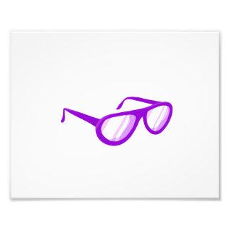 gafas de sol púrpuras reflection png impresiones fotograficas