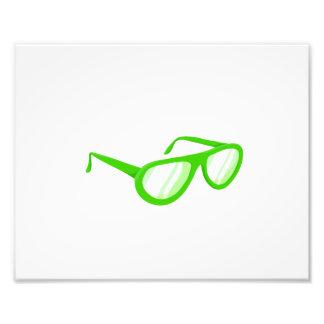 gafas de sol verdes reflection.png fotografía