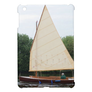 Gaff Rigged Sailing Boat iPad Mini Covers