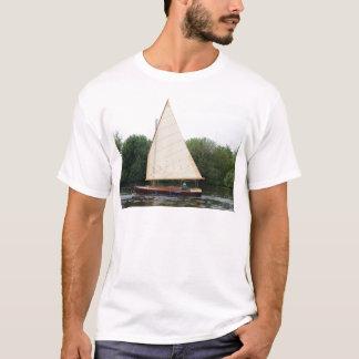 Gaff Rigged Sailing Boat T-Shirt