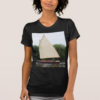 Gaff Rigged Sailing Boat Shirts