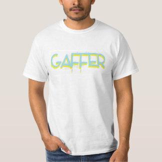 Gaffer blue n yellow T-Shirt
