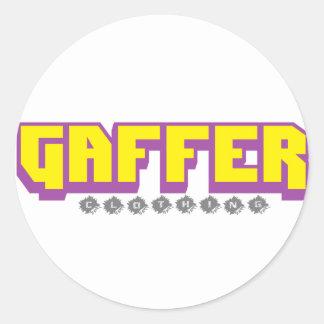 gaffer Stickers