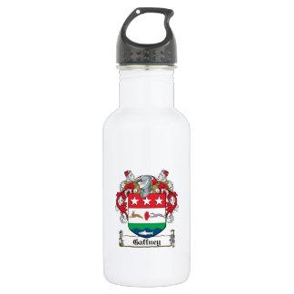 Gaffney Family Crest 18oz Water Bottle