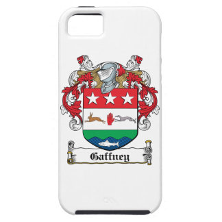Gaffney Family Crest iPhone 5 Cases