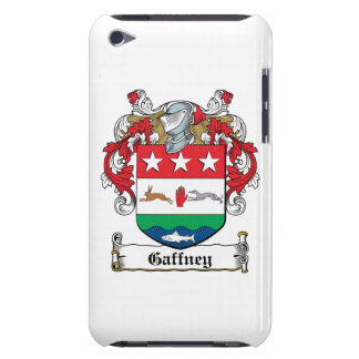 Gaffney Family Crest iPod Touch Covers