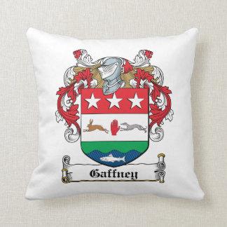 Gaffney Family Crest Pillows