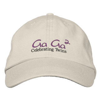 GaGa (2) Embroidered Hat