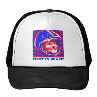 Gagarin ЮрийГагарин Gorros