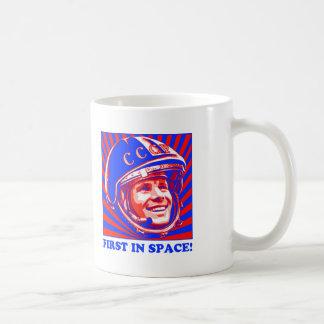 Gagarin Юрий Гагарин Coffee Mug