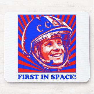 Gagarin Юрий Гагарин Mouse Pad