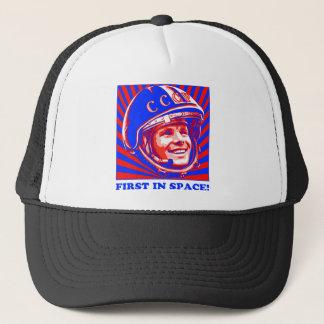 Gagarin Юрий Гагарин Trucker Hat