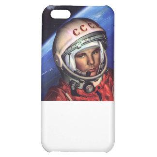 Gagarin Cosmos USSR iPhone 5C Cases