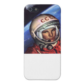 Gagarin Cosmos USSR iPhone SE/5/5s Case
