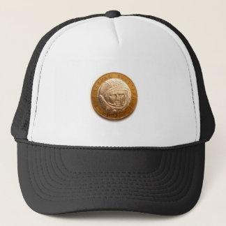 gagarin trucker hat