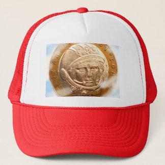 (gagarin trucker hat