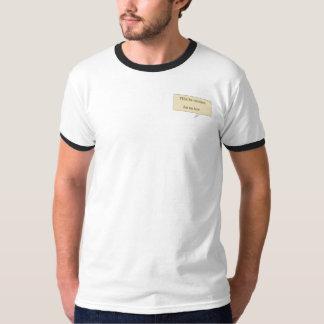 Gage Manifesto T-Shirt