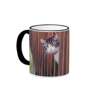 Gage Ringer Coffee Mug