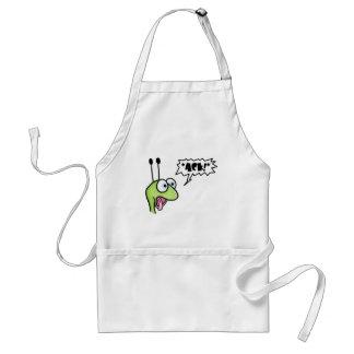Gagging Bug Adult Apron