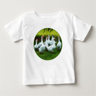 Gaggle of Geese Baby T-Shirt