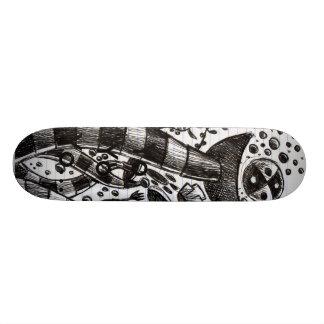 GaggleBush, Yo, Yo, Yo... Skate Board