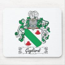 Gagliardi Family Crest Mousepad