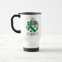 Gagliardi Family Crest Mug