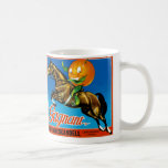 Gagnant Orange Label Coffee Mug