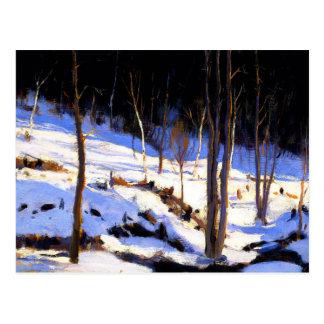 Gagnon - In the Clearing, Charlevoix Postcard