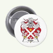 Gago Family Crest Button