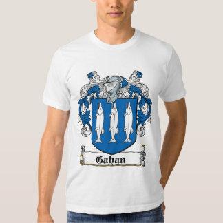 Gahan Family Crest T-shirt