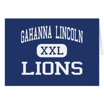 #1 in Gahanna Ohio. Show your support for the Gahanna Lincoln High School