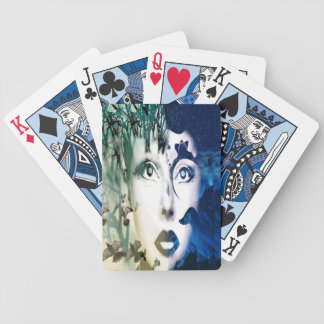 Gaia Bicycle Playing Cards
