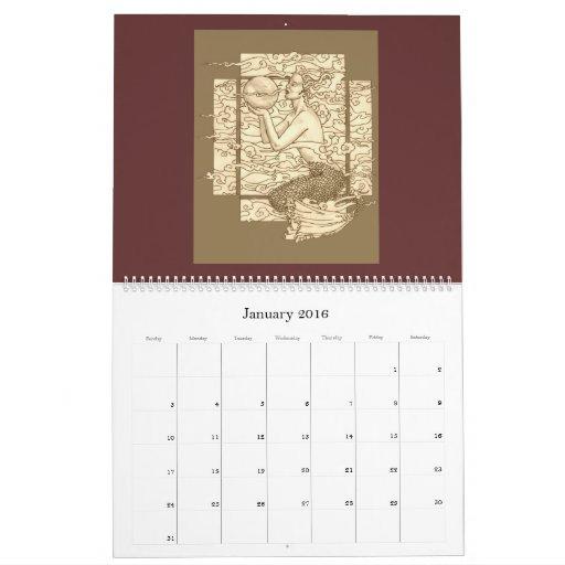 Gaia Calendar