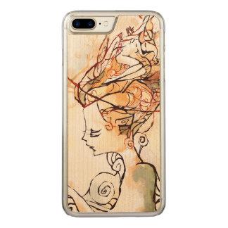Gaia Carved iPhone 7 Plus Case
