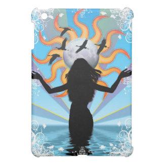 GAIA Earth Goddess iPad Mini Case