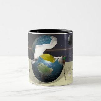 Gaia Egg Mug