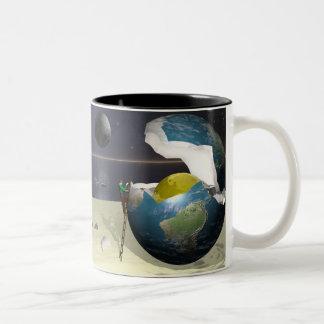 Gaia Egg Mug II