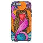 Gaia Goddess iPhone 6 Case