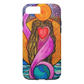 Gaia Goddess iPhone 7 Case